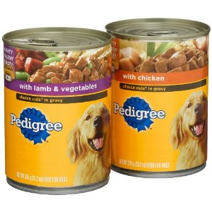 Pedigree dog food coupons 2012